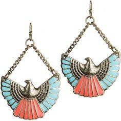 Women's Phoenix Thunderbird Loulabelle Earrings