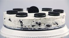 Perfect Cheesecake Recipe, Cheesecake Recipes, Oreo Cake, Muffin Cups, Baking Ingredients, Cookie Dough, Food And Drink, Birthday Cake, Sweets