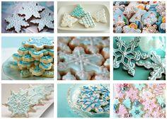 Hoje preparamos pra vocês este maravilhoso Biscoitos de Natal decorados! São deliciosos Cookies que ganharam uma confeitaria especial para ficarem ainda ma