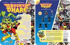 36 Best Bucky O Hare Images Bucky Hare Tv Themes