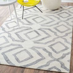 You'll love the Beatrix Light Gray Area Rug at Wayfair - Great Deals on all Décor  products with Free Shipping on most stuff, even the big stuff.