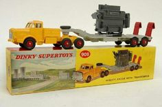 908 Dinky Toy Mighty Antar