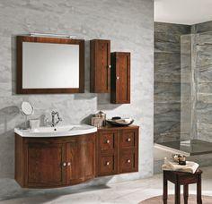 #Eban #composizione Stefania #112   su #casaebagno.it a 1205 Euro/set   #composiozioni #mobili #bagno #arredamento #design