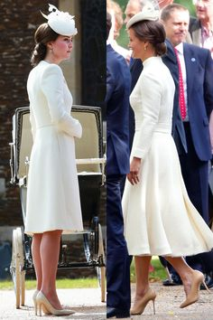 Kate Middleton and Pippa Middleton make my list as one of the most famous and well-dressed sisterly duos in the world. Ahead, 20 times Kate and Pippa so hard, I could hardly tell them apart. Middleton Family, Kate Middleton Style, Pippa Middleton, Princess Kate, Princess Charlotte, Duchess Kate, Duchess Of Cambridge, Kate And Pippa, Kate Middleton Prince William