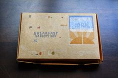 my graze box - unopened Graze Box, Blogging, Healthy Eating, Workout, Breakfast, Eating Healthy, Morning Coffee, Work Outs, Healthy Food