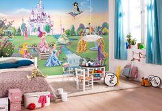 "Photomural ""Princess Castle"" (8-414)"