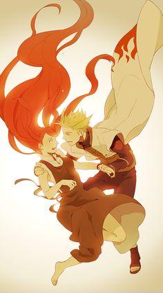 Minato & Kushina | Naruro Shippuuden #anime