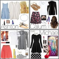5SOS Outfit Preferences | 5sos outfit preferences Car Tuning