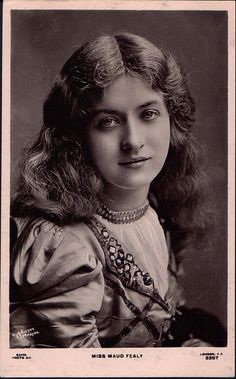 Maude Fealy by Maude Fealy Postcard Gallery, via Flickr