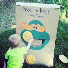 משחקים ופעילויות ליום הולדת צבי הנינג