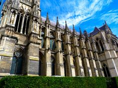 Reims Cathedral, Versailles, Paris, Montmartre Paris, Paris France