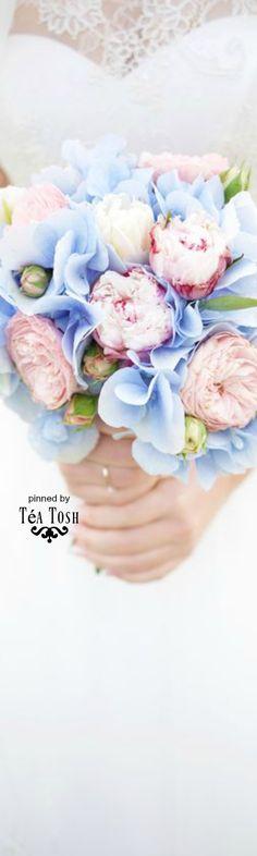 ❈Téa Tosh❈ Serenity Rose Bridal Bouquet