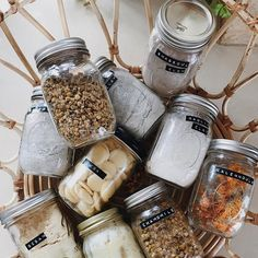🧘♀️ Why not bring the spa to your home, many of us already have the ingredients at home for making some fabulous DIY self care products. Here are my favourites: 📜 DIY Oatmeal Face and Body Scrub (my favourite): For this you will need oatmeal, brown sugar, honey (optional), jojoba oil.  This is how you make it:  1. Grind oatmeal and brown sugar into a fine powder using a coffee grinder or blender of your choice. 2. Add the raw honey, jojoba oil and essential oils and stir well. 3. Wet face… Raw Honey, Jojoba Oil, Body Scrub, Face And Body, Brown Sugar, Oatmeal, Essential Oils, Powder, Spa