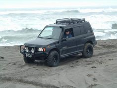 1995 4-door Suzuki Sidekick, 4-inch lift - Pirate4x4.Com : 4x4 and Off-Road Forum