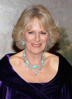 Duchess Of Cornwall (Britain). #britishroyalty #royalty #royals