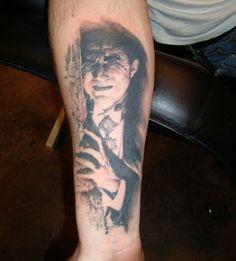 Horror Tattoos - Tattoos.net