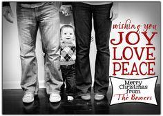 Family Christmas Card, I like it!