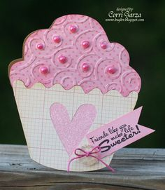 Tutorial by Corri Garza, turning any shape into a card using the Silhouette software and digital die cuts, featuring Lori Whitlock designs
