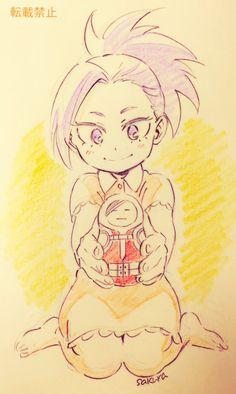 Character: Momo Yaoyorozu (Dibujo/Drawing)