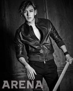 Ji Chang Wook - Arena Homme Plus Magazine August Issue '14