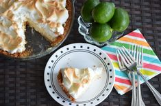 8 Key Lime Pie | Champagne Frosting