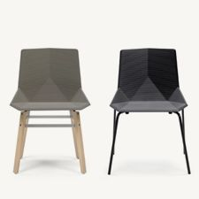 Design chairs suitable for commercial, working or collectivity spaces, hospitality and household. Modern Classic, Chair Design, Dining Chairs, Household, Store, Green, Furniture, Home Decor, Products