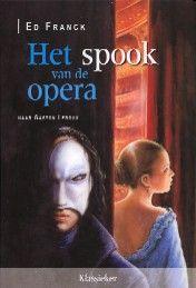 Het spook van de opera - Ed Franck