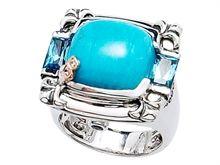 Bellarri Madam B Turquoise Ring