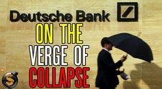 "Nearly a year ago to the day, on September 28th, we wrote ""Will Deutsche Bank Be This Cycle's Lehman Brothers?"" In it we asked, ""In 2008, the financial crisis was set-off by the collapse of Lehman Brothers.  Could this year's crisis be caused by a collapse of Deutsche Bank?"" The day after the end day …"