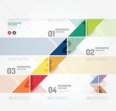 Modern Design Minimal Style Infographic Template #design Download: http://graphicriver.net/item/modern-design-minimal-style-infographic-template-/6758290?ref=ksioks