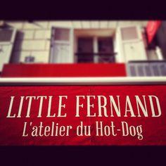 Little Fernand 10eme Paris / Crazy Hot Dog