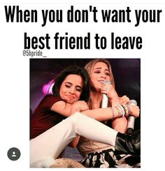 Fifth harmony funny quote best friend quotes, bff quotes funny, my best friend, Bff Quotes Funny, Besties Quotes, Bffs, Girl Quotes, Bestfriends, Best Buddy Quotes, True Best Friend Quotes, Best Friend Humor, Funny Memes