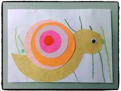 Des ronds pour des escargots – Mes humeurs créatives by Flo