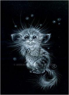 Firefly mouse by Anwaraidd.deviantart.com on @DeviantArt
