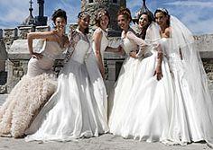 Designer Wedding Dresses Couture Bridal
