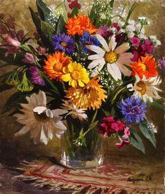 painting by artist Sergei Andriyaka - 17