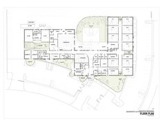 Desiderata Alternative High School,floor plan