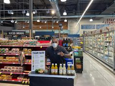 """Alex Zea is at your nearest Florida Whole Foods Market; doing product demo's for Tiger Seed Tonic. Soothe your mind and body with our All-Natural Tiger Seed Tonic. """"A Beverage You Can Feel Good About!"""" #tigerseedtonic #jacksonandpartners #mvp #sootheyourmindandbody Burger Recipes, Pork Recipes, Seafood Recipes, Whole Food Recipes, Steak Rubs, Homemade Burgers, Whole Foods Market, Feel Good, Beverage"""