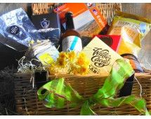 The Dartmoor Picnic Co -  the River Walkham spring and summer gift hamper