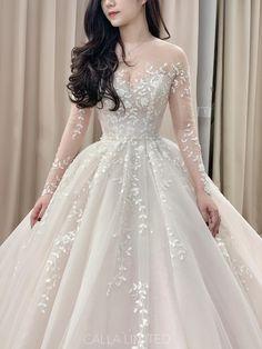 Fancy Wedding Dresses, Weeding Dress, Princess Wedding Dresses, Bridal Dresses, Wedding Gowns, Princess Ball Gowns, Pretty Dresses, Beautiful Dresses, Fairytale Dress