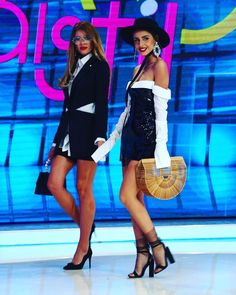 """4,095 aprecieri, 12 comentarii - Bravo, ai stil! (@bravoaistil) pe Instagram: """"Artificul stilistic facut de Iuliana, mai potrivit pentru Emiliana, in opinia lui Maurice Munteanu!…"""" Mai, Celebrity Style, Runway, Celebrities, Instagram Posts, Outfits, Cat Walk, Walkway, Celebs"""