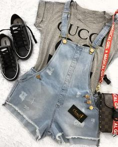 Pin for gucci roupas gucci, roupas basicas, ideias fashion, looks femininos, roupas Outfits For Teens, Trendy Outfits, Cool Outfits, Summer Outfits, Summer Dresses, Classy Outfits, Outfit Goals, My Outfit, Hijab Outfit