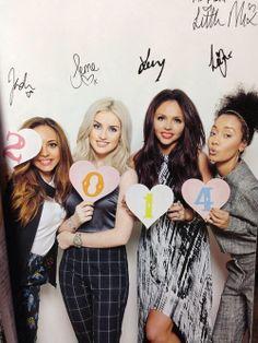 2014<3 Little Mix <3 Love <3 Peace <3 Hope <3
