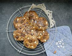 Cookies, Desserts, Chocolate Brioche, Crack Crackers, Postres, Biscuits, Deserts, Cookie Recipes, Dessert