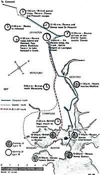 maps on pinterestlexington and concord