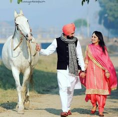 Girls wedding dresses, couples dp, Punjabi suit: Punjabi couple dp for WhatsApp and … – girl photoshoot poses