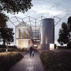 Milan Expo 2015: Shortlisted Designs Revealed for UK Pavilion,Team 4. Image Courtesy of UKTI