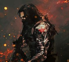 "Winter Soilder (James Buchanan ""Bucky"" Barnes)"