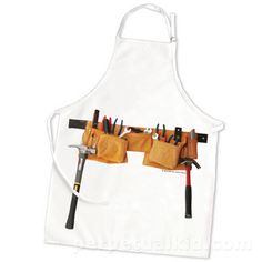 cooking tool belt aprons | Toolbelt Apron » Foolish Gadgets