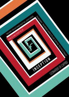 Inception alternative movie poster design  Origen